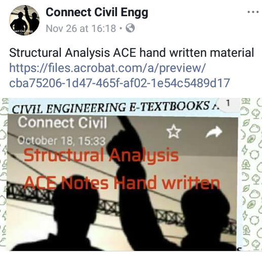 Structural Analysis ACE HandWritten Material – Panchayati
