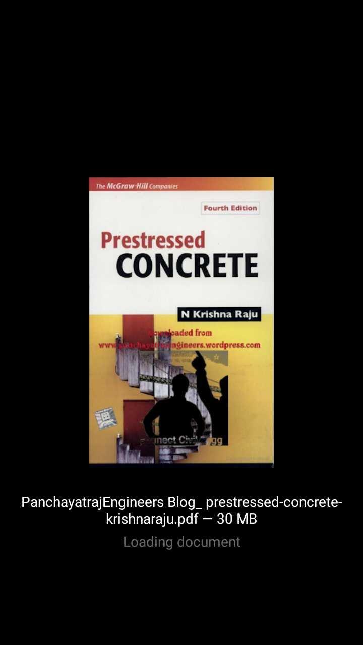 Prestressed Concrete Krishnaraju Pdf