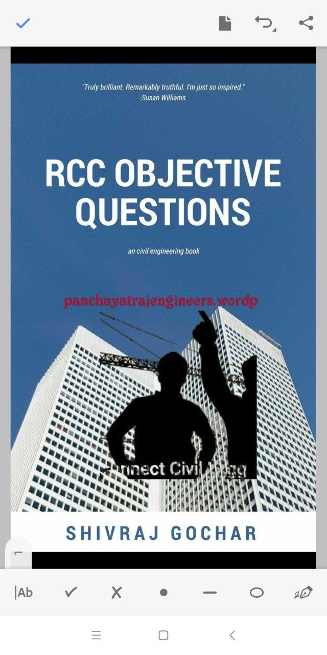 Civil Engg objective Book Pdf – Panchayati Raj Engineers