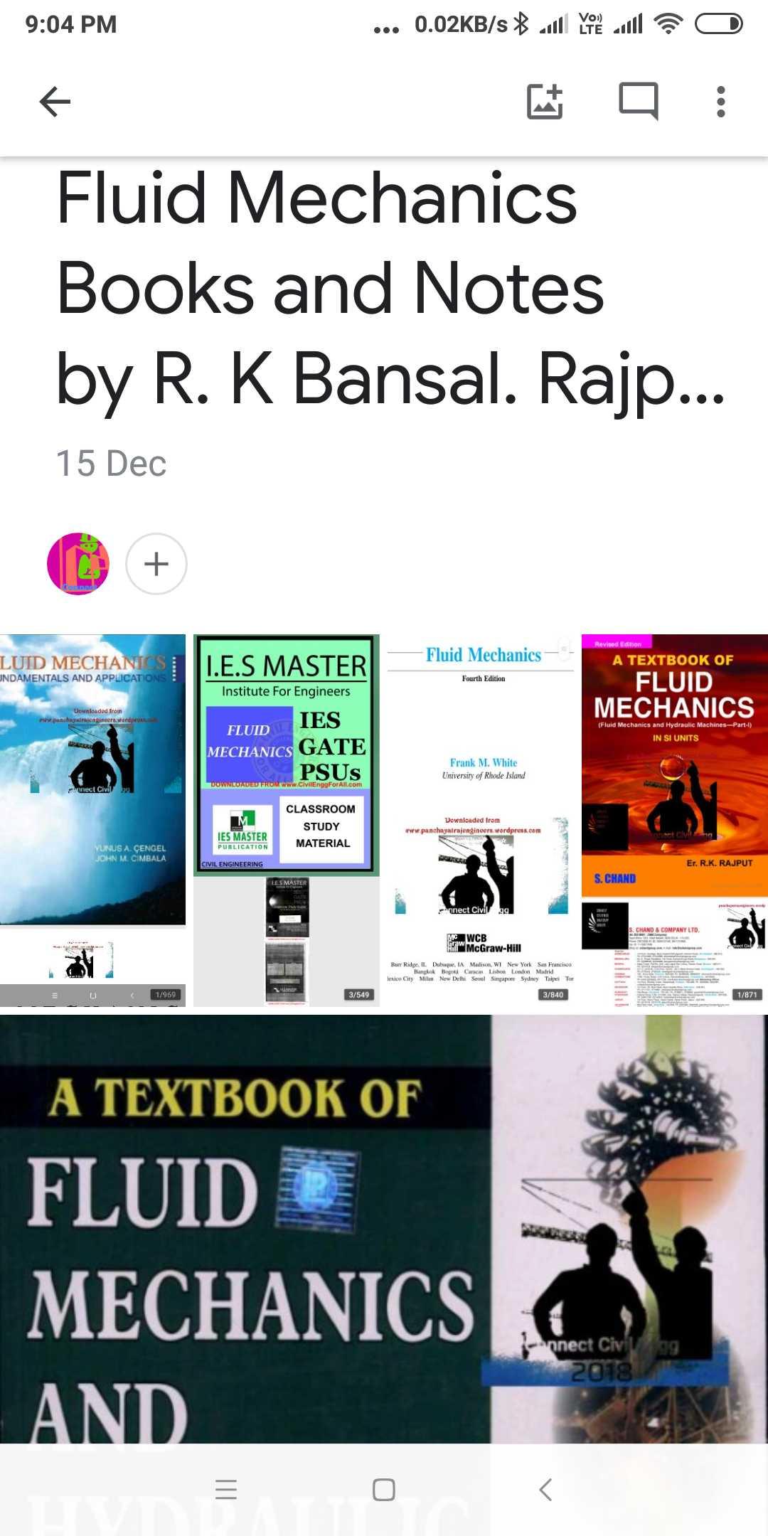 Modi And Seth Fluid Mechanics Book Pdf