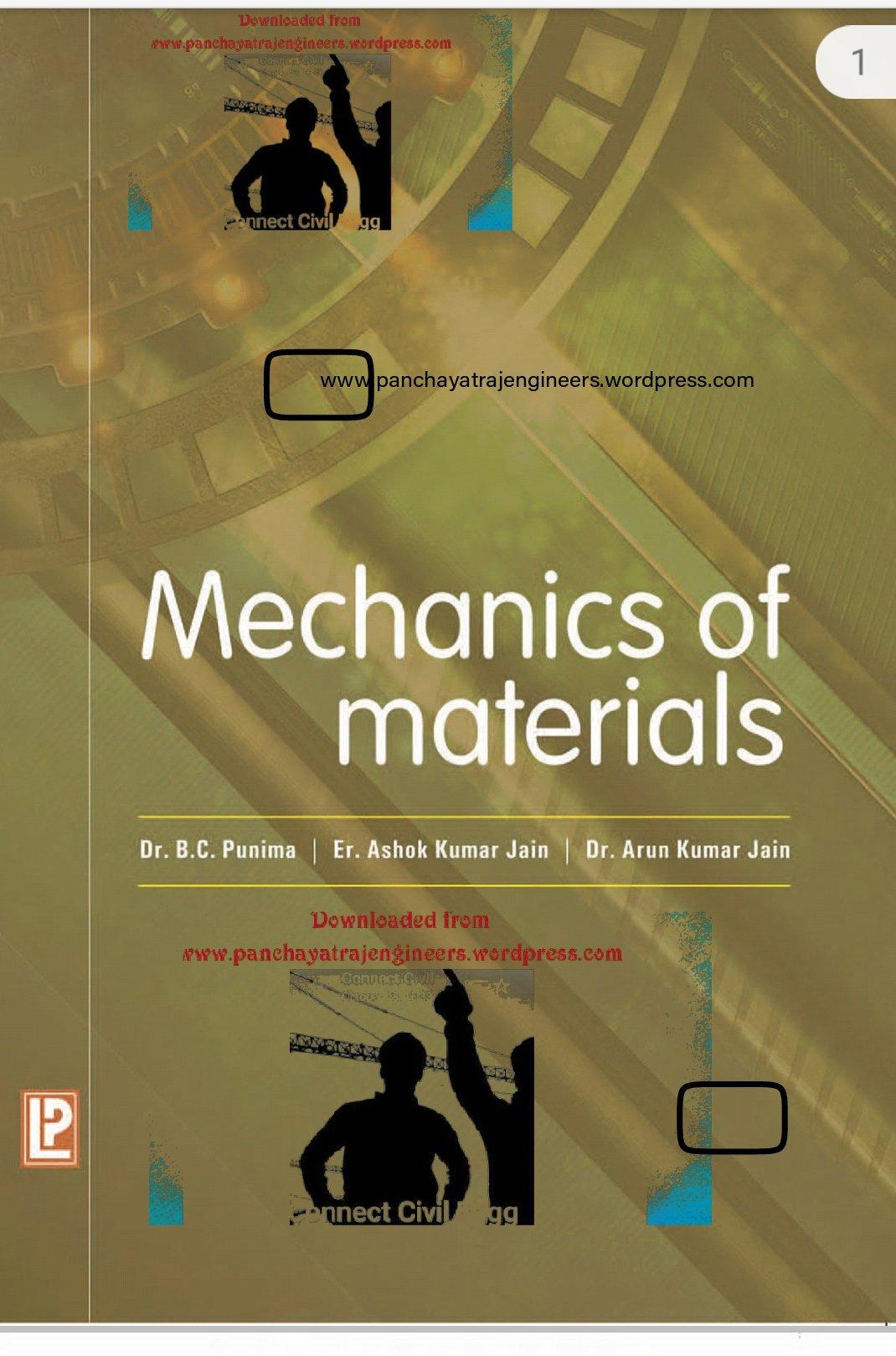 Pdf strength book of text materials