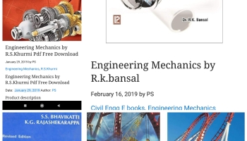 Fluid Mechanics E book Collection Telegram Channel – Panchayati Raj