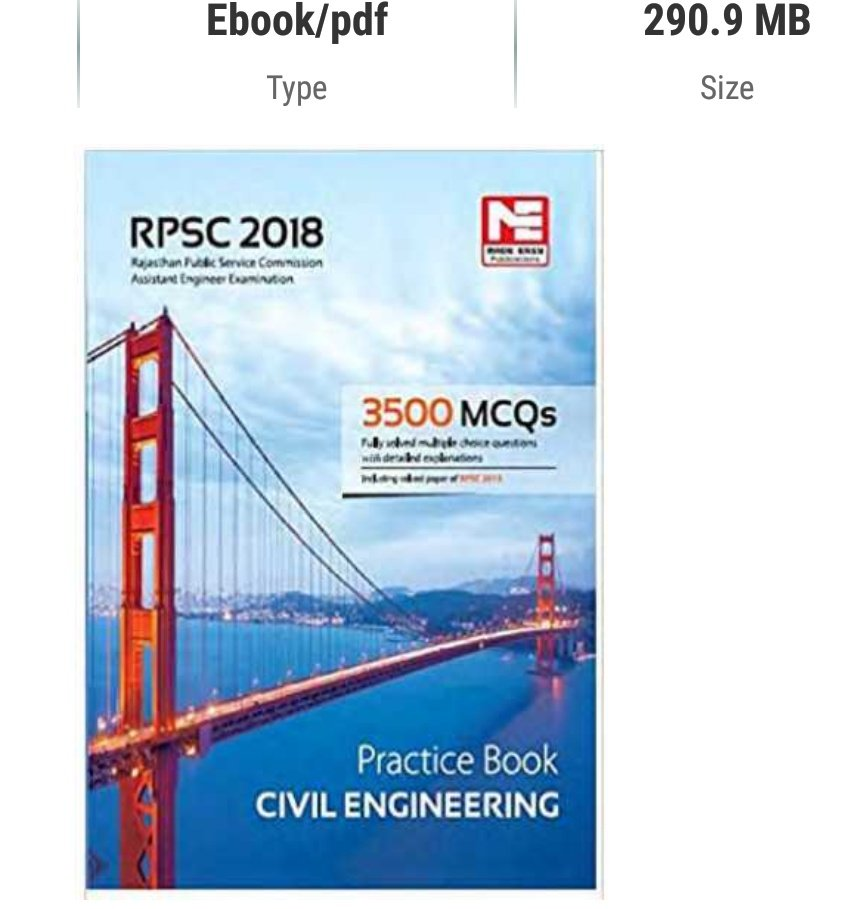 Civil Engg objective Book Pdf – Panchayati Raj Engineers