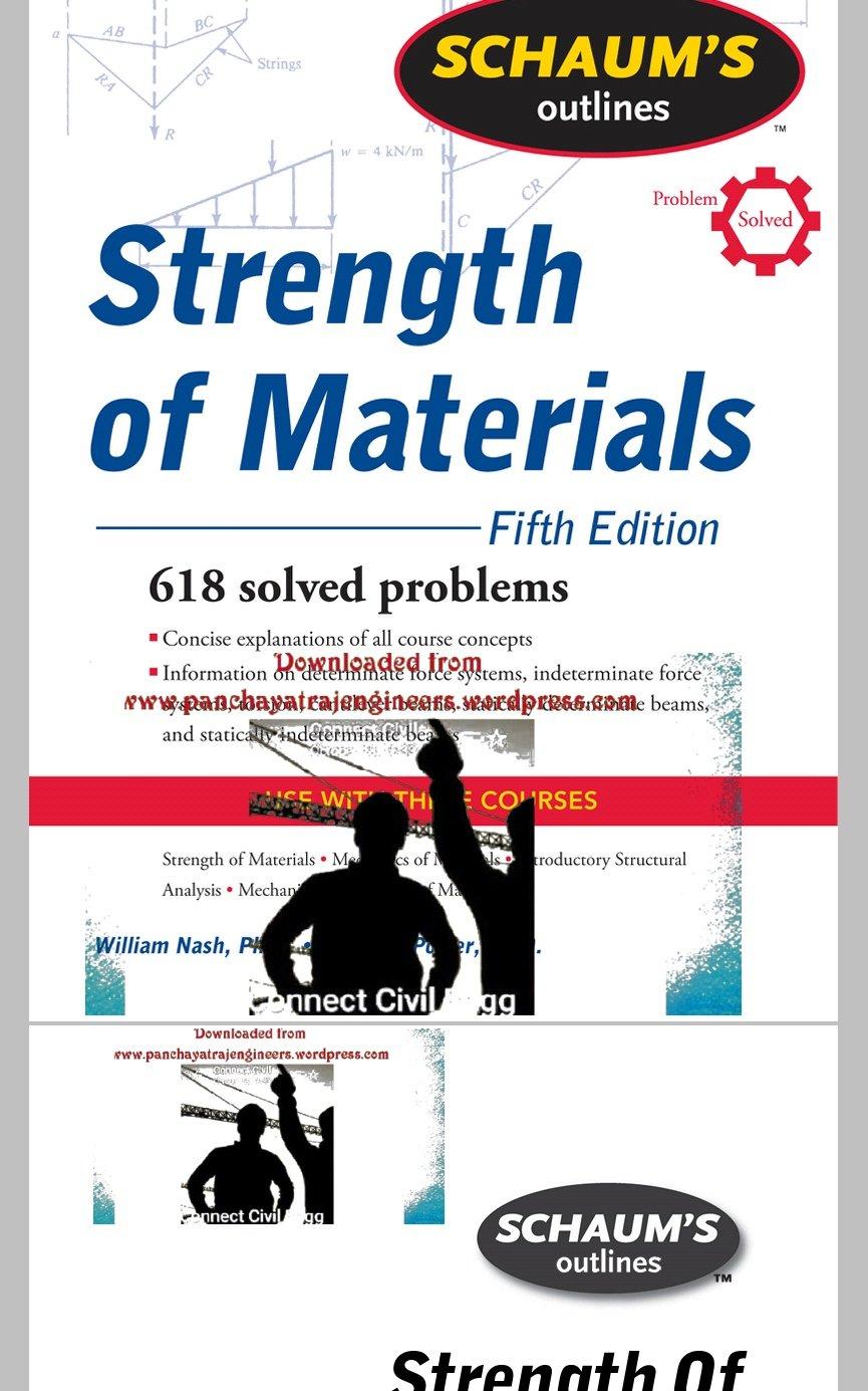 Strength of Material E book – Panchayati Raj Engineers
